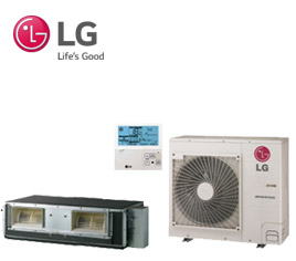 LG-7.10kW-Ducted-System-Mid-Static