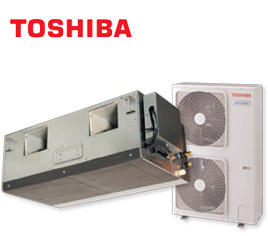 Toshiba-13.5kW-Inverter-Ducted-System