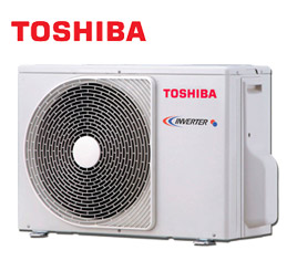 toshiba-multi split systems